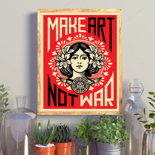 Свобода равенства и изображение Семья декоративные Скандинавская Картина на холсте искусство стены плакат