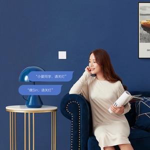 Image 3 - Aqara Smart Wall Switch D1 Zigbee Wireless Remote Control Key Light Switch Neutral Fire Wire Triple button For Mijia smart home