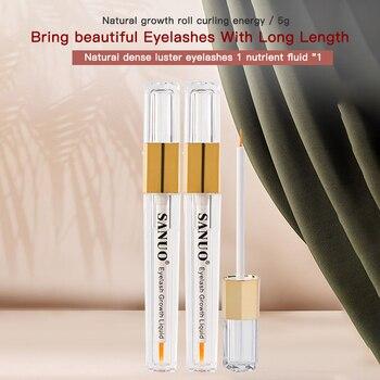 Liquid Eyelash Growth Enhancer Natural Treatments Lash Eye Lashes Serum Mascara Eyelash Serum Length