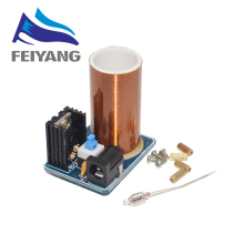 Mini kit bobina de tesla adereços mágicos