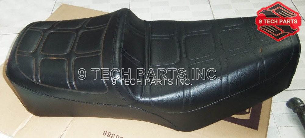 New OEM QUALITY Motors Motorcycle Seat High/Low Pattern for GN250 GN 250 thumbnail