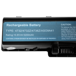 Image 5 - 11.1V 6600Mah Laptop Batterij Voor Acer AS09A31 AS09A41 AS09A51 AS09A61 AS09A71 AS09A73 09A75 AS09A90 AS09A56 5732 4732 5516 5517