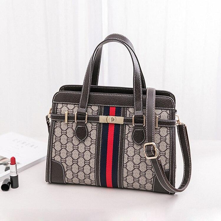 2328.9руб. |2020 новая стильная модная женская сумка в Корейском стиле, универсальная сумка мессенджер, великолепная модная сумка, сумки от известного бренда|Сумки с ручками| |  - AliExpress
