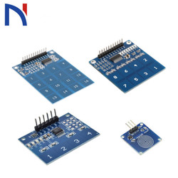 TTP223 TTP224 TTP226 TTP229 Module 1/4/8/16 Way Capactive Touch Switch Digital Sensor IC Module Board Button For Arduino