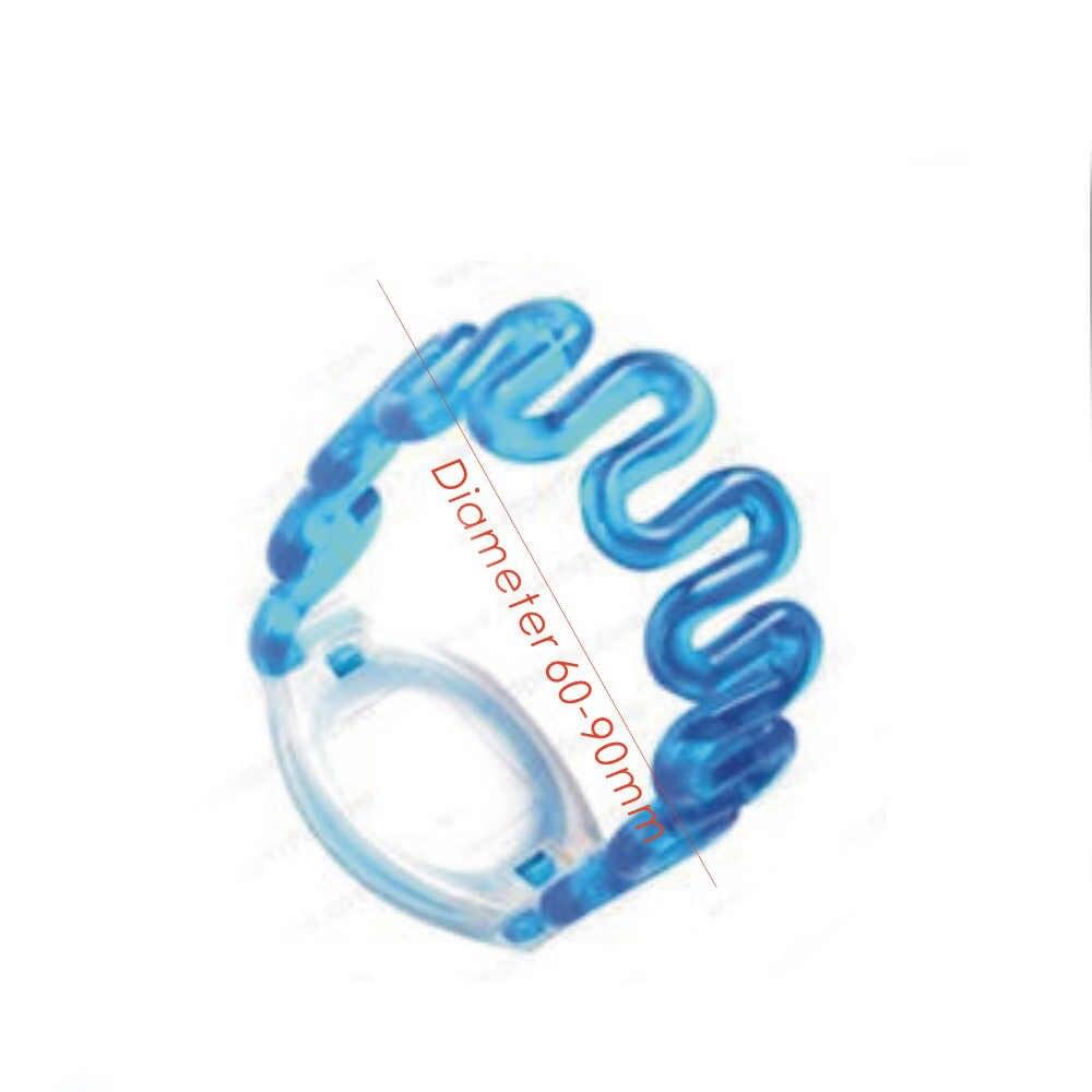 Impermeabile Di Prossimità Smart 125 Khz-13.56 MHZ RFID Wristband/NFC braccialetto per armadio di stoccaggio di blocco