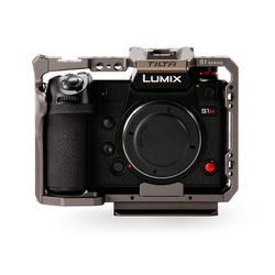 Tilta DSLR pełna klatka operatorska dla PANASONIC S1H S1 S1R kamera S1 seria S1H statyw DSLR akcesoria S1H klatka zbroja