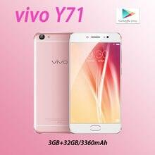 Vivo y71 tela cheia beleza câmera do telefone móvel completo netcom4g 5.99 polegadas 3 + 32g completo netcom snapdragon 425 processador