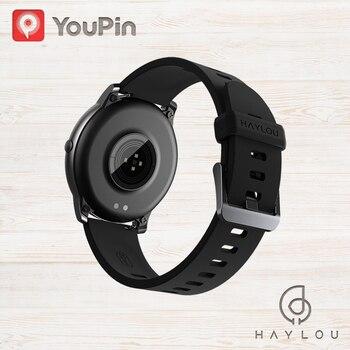 Haylou Solar LS05 Smart Watch Sport Heart Rate Sleep Monitor IP68 Waterproof iOS Android Global Version smartwatch 3