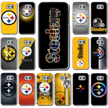Pittsburgh Steelers Hard phone cover for Samsung S7 Edge S8