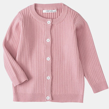 Pink Princess Top Autumn Winter Cotton Sweater Tops Baby Children Clothing Boys Girls Knitted Cardigan Sweater Kids Spring Wear цена и фото