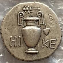 Тип:#11 греческие монеты неправильного размера