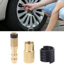 Nozzle Inflator-Adapter Blow-Gun Air-Compressor-Twist-On-Type Standard-Pump Car-Tire