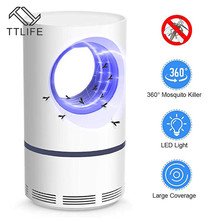 TTLIFE USB Photocatalyst Mosquito Repellent Lamp Household Mosquito Repellent Mosquito Killer Mosquito Repellent Lamp Gardening цена 2017
