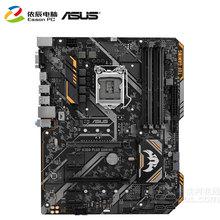 цена на ASUS TUF B360-PLUS GAMING desktop motherboard LGA1151 I3/I5/I7 DDR4  64G M.2   ATX