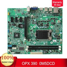 48.3EQ01.011 For DELL OPX 390 Desktop Motherboard CN-0M5DCD 0M5DCD LGA1155 MIH61R Motherboard 100% tested intact(China)