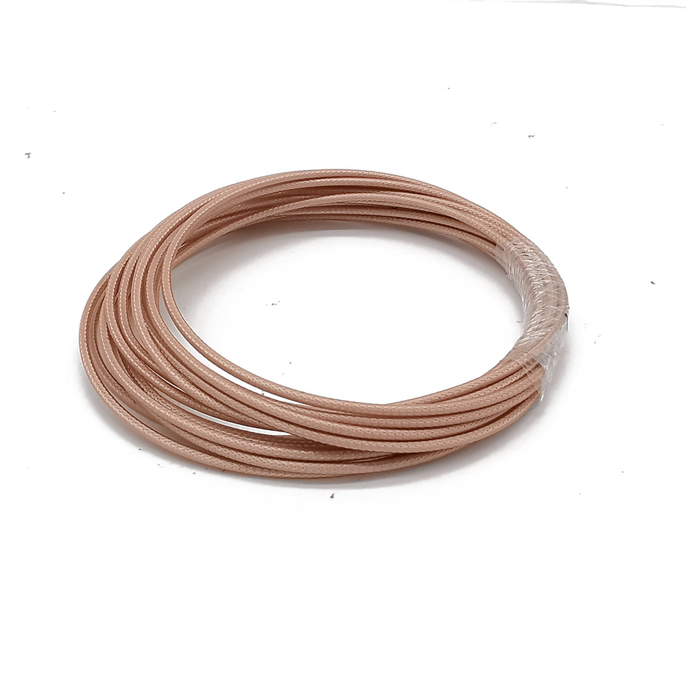 ALLiSHOP 5 Meters RG316 Coax Coaxial Cable Lead Low Loss RF Adapter 50ohms 2.5mm For Connector Drop Shipping