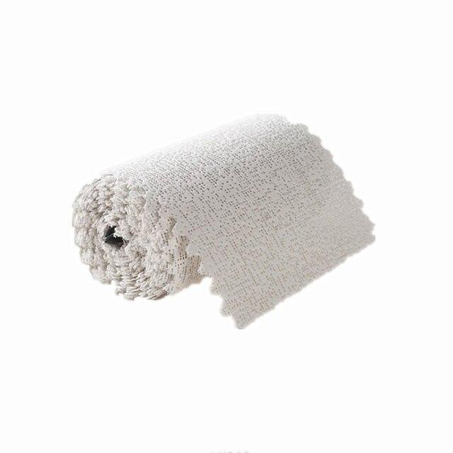 1 rolls ataduras médicas do emplastro de 10x460 cm rolls atadura do músculo da emergência respirável nenhuma estimulação para a fixação da fratura 2