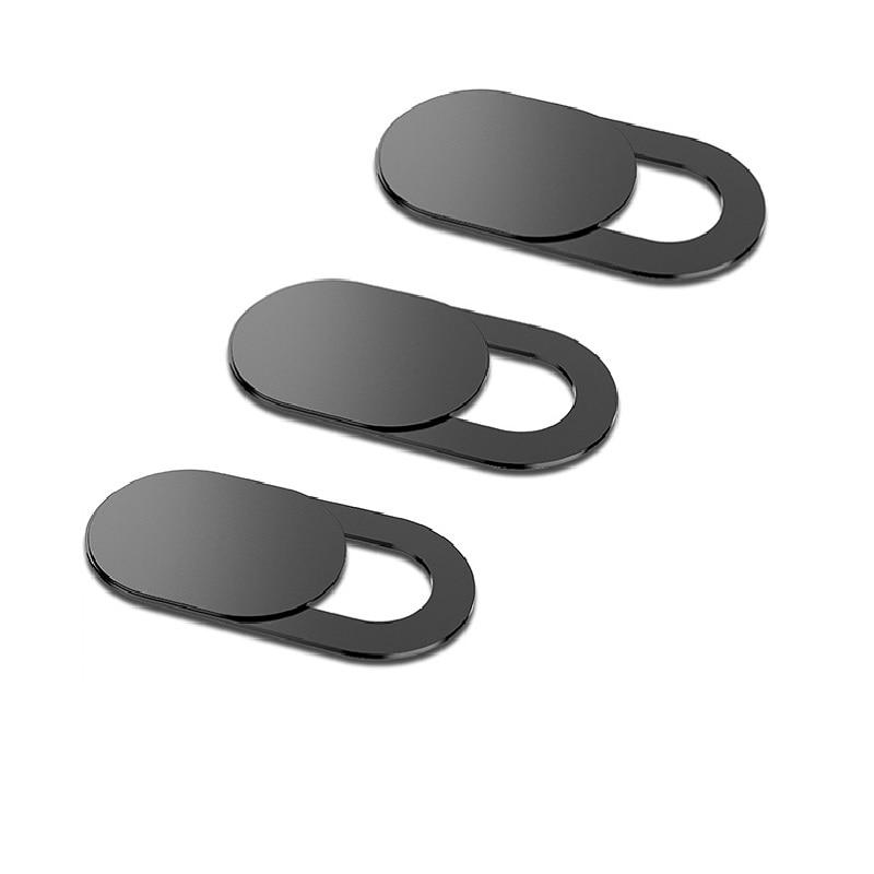 WebCam Cover Shutter Magnet Slider Plastic Universal Antispy Camera Cover For Laptop IPad PC Macbook Privacy Sticker