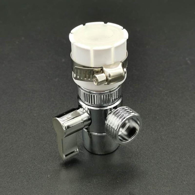 New Arrival High Pressure Water Saving Washing Hair Basin Faucet External Shower Head Bathroom Handheld Washing Hair Artifact 6