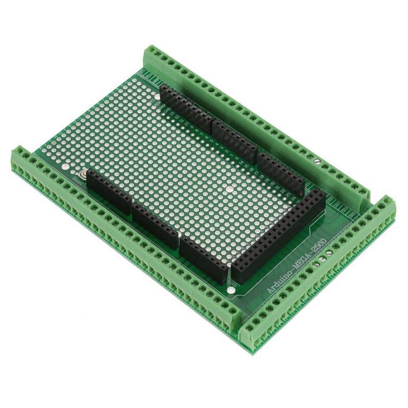 Prototype Screw Terminal Block Shield Board Kit For  MEGA 2560 R31 DIY