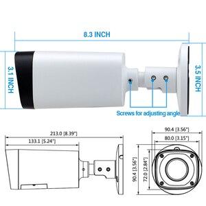 Image 5 - Wholesale DH IPC HFW4431R Z 4pcs/lot 4mp Network IP Camera 2.7 12mm VF Lens Auto Focus 60m IR Bullet Security POE For CCTV Kits