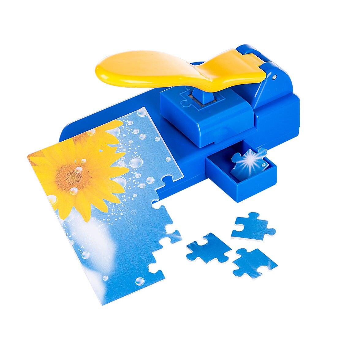 Kinder Jigsaw Schneiden Maschine Puzzle Maker Handgemachte Spielzeug Sterben-Cut Maschine Kunst, Handwerk und Nähen