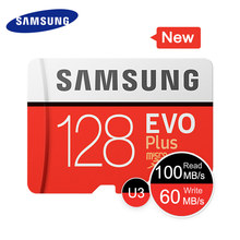 SAMSUNG Micro SD 256GB 128GB 64GB 32GB EVO Plus MicroSD Cards Memory Card EVO+ SDHC SDXC Max 100M/s C10 TF Trans Flash 512GB