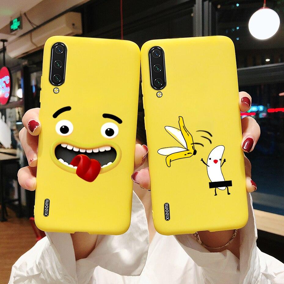 Cases For Xiaomi Mi A3 9 Lite Cover Case On Xiomi CC9E CC9 Luxury Slim Soft Phone Cover For Xiaomi Mi A 3 mia3 MiA 3 Cases Coque(China)