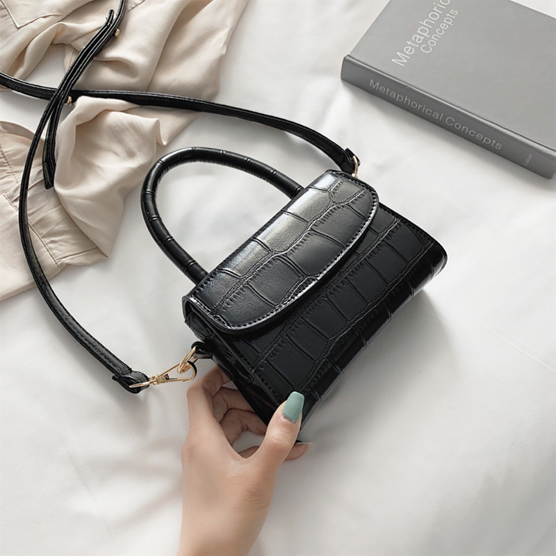 Had82591e1c87410fb8b03c9dcd912551l - New Women Shoulder Messenger Bag Ladies Handbags Casual Solid PU Leather Handbag Fashion Ladies Party Handbags Clutch