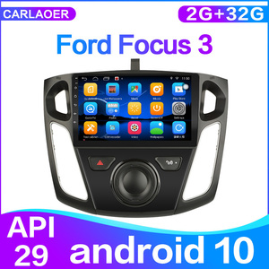 Android 10 Car Radio Multimedia Video Player for Ford Focus 3 Mk 3 2011 2012 2013 2014 2015 Navigation GPS 2 din 2G + 32G NO dvd