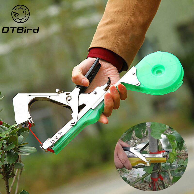 Plant Tying Tapetool Tapener Machine Garden Tools Vegetable Fruit Flower Binding Machine Stem