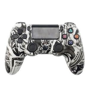 Image 1 - Gamepad sem fio para ps4 colorido lidar com jogo controlador joystick gamepads para playstation 4 ps 4 gaming console joypad controle