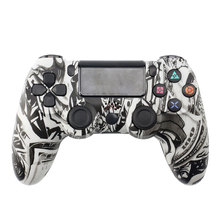 Wireless Gamepad For PS4 Colorful Handle Game Controller Joystick Gamepads For Playstation 4 PS 4 Gaming Console Joypad Control
