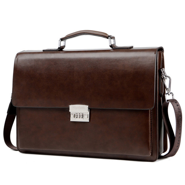 High Quality Leather Laptop Bags For Men