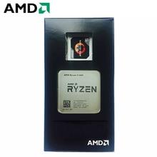 Процессор AMD Ryzen 5 1600 R5 1600 3,2 ГГц шестиядерный процессор Настольный 65 Вт Разъем AM4 Новый