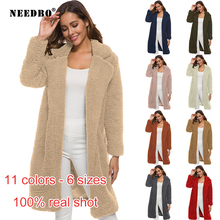 Winter Jacket Women Long Parka Plus Size free Shiping Coat White Fur Faux Veste Female Outwear
