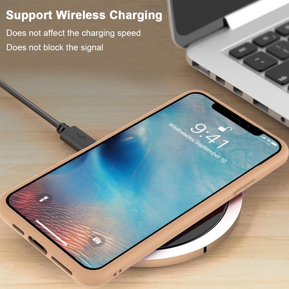 Torubia Silicone Case for iPhone 11/11 Pro/11 Pro Max 111