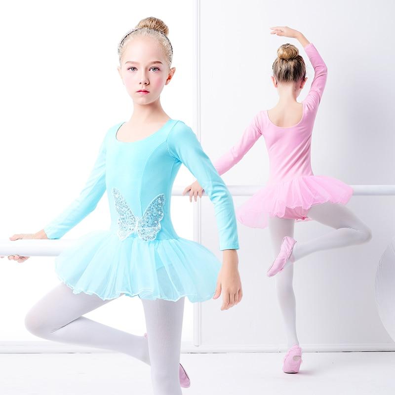 Cute Girls Dresses Skirts Swan Lake Costume Dance Costume Ballerina Dress Girl Dance Clothing Dancing Tutu Dress