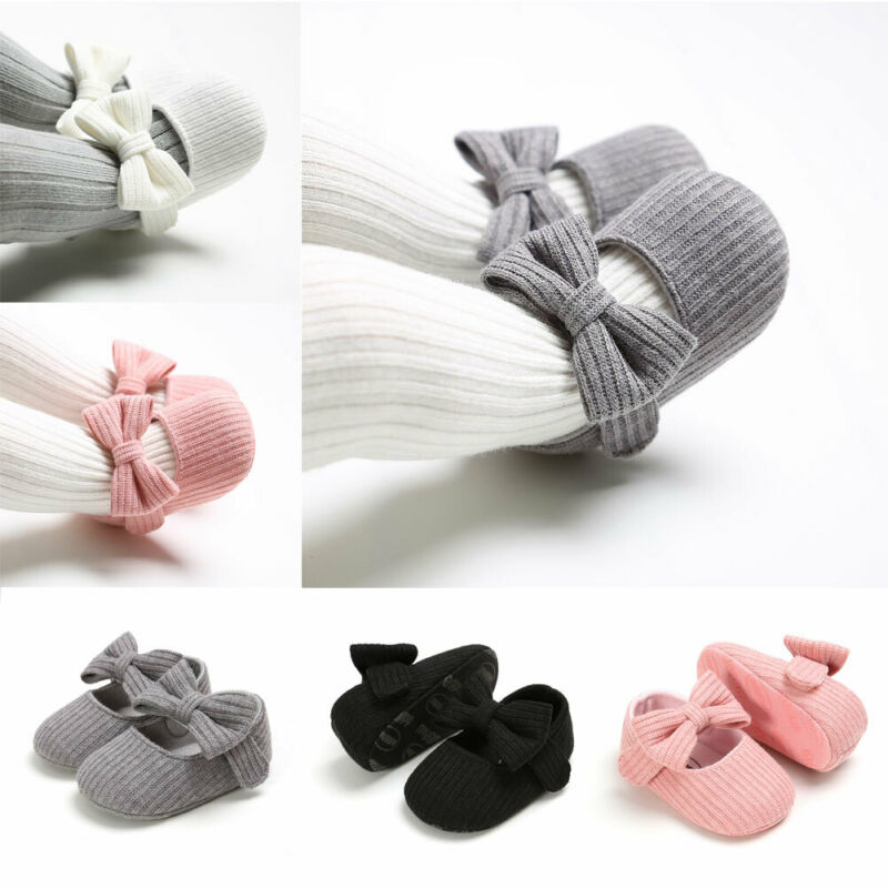 Toddler Baby Fashion Sneakers Princess Shoes Kids Children Girl Casual Shoes Spring Knit Sweat Breathable Princess Toddler Shoes