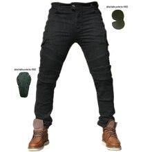 Джинсы для мотоцикла Komine Pantalones Motocicleta Hombre, джинсы с перьями, стандартная версия, брюки для езды на автомобиле, летние штаны для верховой езды