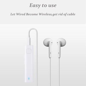 Image 5 - Receptor Bluetooth con traducción, adaptador inalámbrico de entrada para Audio estéreo de 3,5mm, compatible con tarjeta TF, AUX, Kit de coche para auriculares Spkeaker