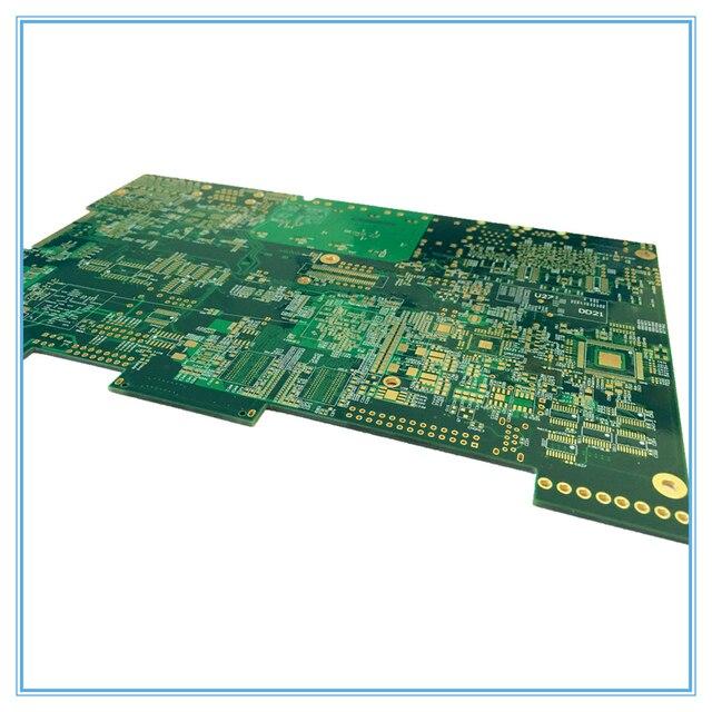 주문을 받아서 만들어진 제조 PCB FPC 엄밀한 코드 MCpcb 구리 1 30layer