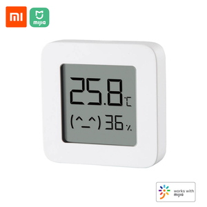 Image 2 - Xiaomi Mijia Bluetooth Thermometer 2 Wireless Smart Electric Digital Hygrometer Thermometer Humidity Sensor Work with Mijia APP