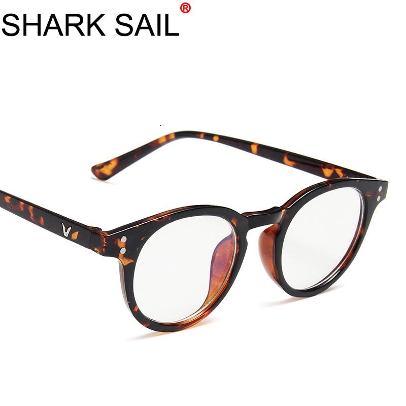 SHARK SAIL New Popular Women Anti Blue Anti-radiation Men Computer Gaming Protection Glasses For Fashion Eyeglasses Frame Women