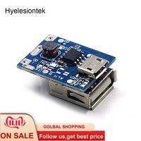 Module de batterie au Lithium Protection chargeur Li-ion 134N3P convertisseur de puissance tension régulière 5V 1A carte de charge progressive Micro USB