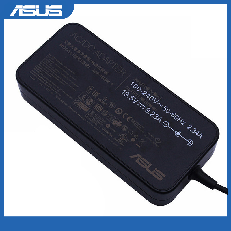 Asus Laptop Adapter 19.5V 9.23A 180W 5.5*2.5mm ADP-180MB F AC Power Charger For Asus G46VW G55VW G70G G70S G70SG Laptop