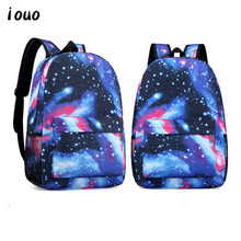 iouo authentic female bag backpack Korean version 2020 new hit color PU mini ladies small backpack fashion all-match student bag