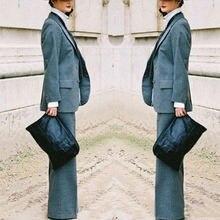 Брючные костюмы блейзер для женщин 2 предмета пиджак Блейзер