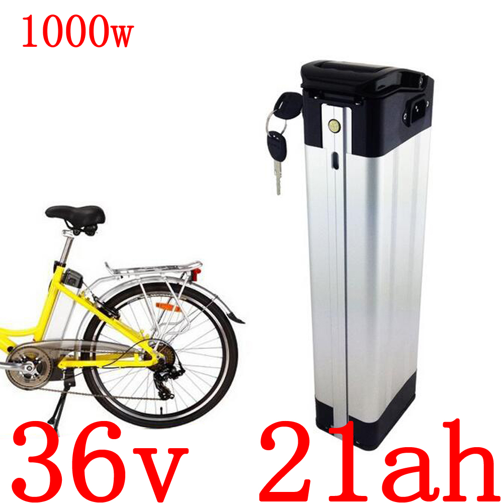 36V 500W 1000W lithium battery 36v 8ah 10ah 11ah 12ah 13ah 14ah 15ah 17ah 18ah 20ah 21ah 25ah 27ah 28ah electric bike battery image