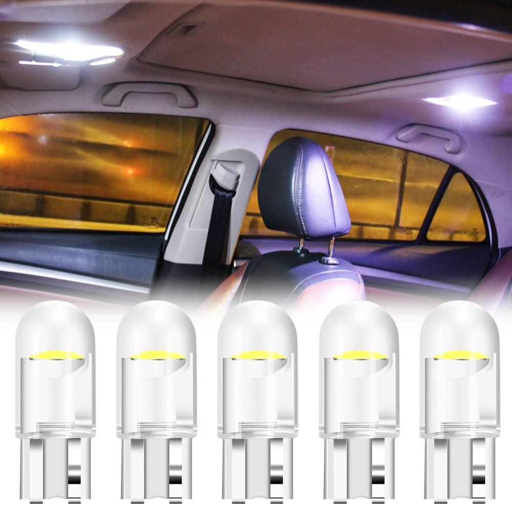 Ampoule Led pour plaque dimmatriculation de voiture, pour mercedes benz w204 w124 w210 w211 w140 w203 W211 W221 W220 W163 w205, T10 W5W